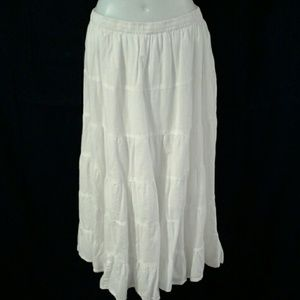 Provogue White Pheasant Skirt